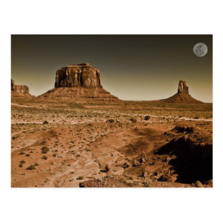 Monument Valley Postcards