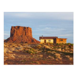 Monument Valley Postcard
