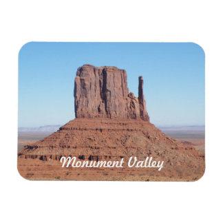 Monument Valley Rectangular Magnets
