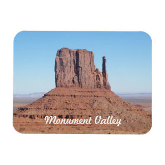 Monument Valley Rectangular Photo Magnet