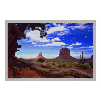 Monument Valley - Sacred Land Posters