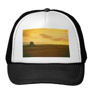 Monument Valley scene 01 Trucker Hat