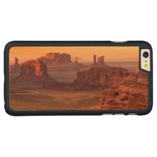 Monument valley scenic, Arizona Carved Maple iPhone 6 Plus Slim Case