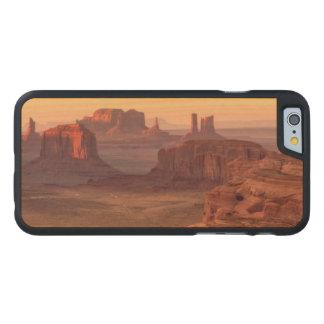 Monument valley scenic, Arizona Carved Maple iPhone 6 Slim Case