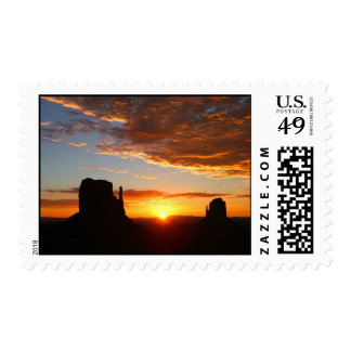 Monument Valley Stamps