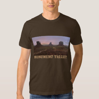 Monument Valley T Shirt