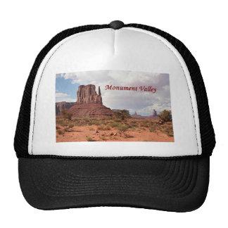 Monument Valley, Utah, USA 2 (caption) Trucker Hat