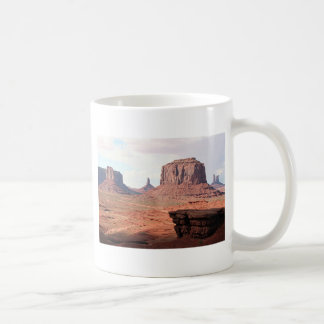 Monument Valley, Utah, USA 4, John Ford's Point Coffee Mug