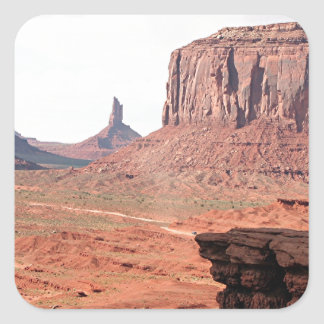 Monument Valley, Utah, USA 4, John Ford's Point Stickers