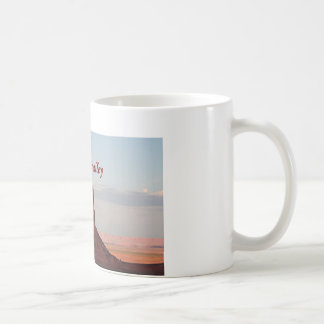 Monument Valley, Utah, USA 6 (caption) Coffee Mug