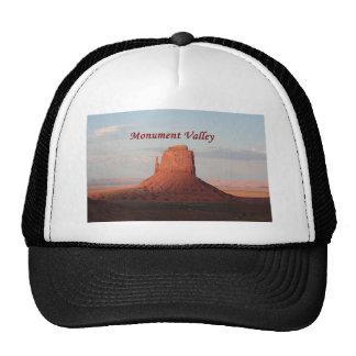 Monument Valley, Utah, USA 6 (caption) Trucker Hat