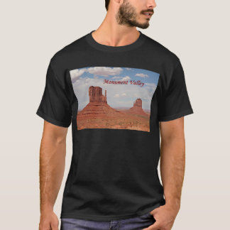 Monument Valley, Utah, USA (caption 1) T-Shirt