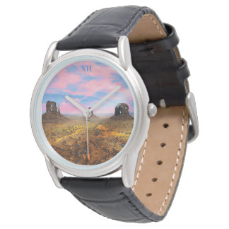 Monument Valley Wrist Watches