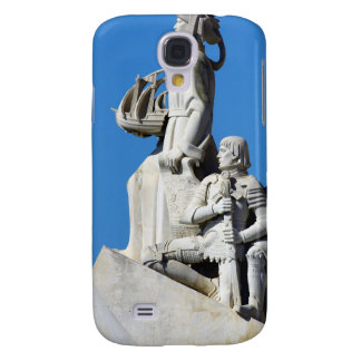 Monument you the Portuguese Discoveries at Lisbon Galaxy S4 Cover