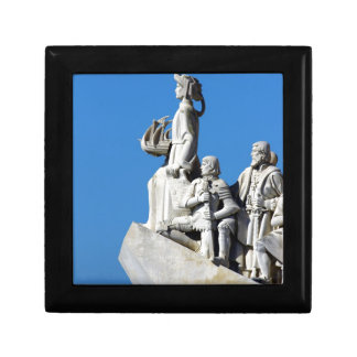 Monument you the Portuguese Discoveries at Lisbon Gift Box