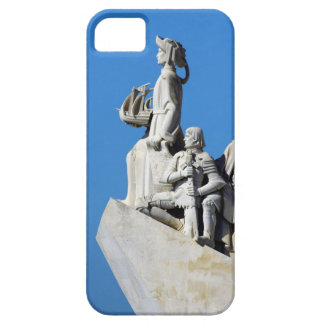 Monument you the Portuguese Discoveries at Lisbon iPhone SE/5/5s Case