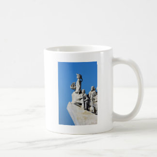 Monument you the Portuguese Sea Discoveries Coffee Mug