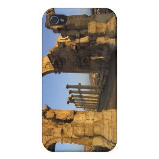 Monumental Arch, Palmyra, Homs, Syria iPhone 4 Cover