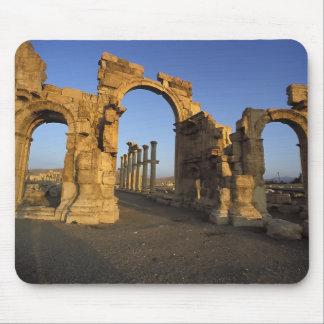 Monumental Arch, Palmyra, Homs, Syria Mouse Pad