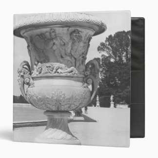 Monumental vase, allegory of defeat of Turks 3 Ring Binder