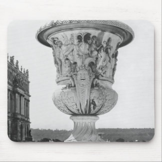 Monumental vase, allegory of defeat of Turks Mouse Pads