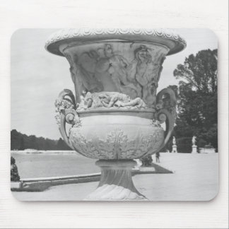 Monumental vase, allegory of defeat of Turks Mousepads