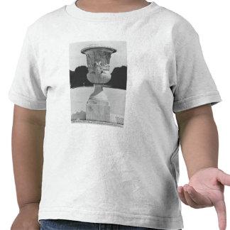 Monumental vase shirt