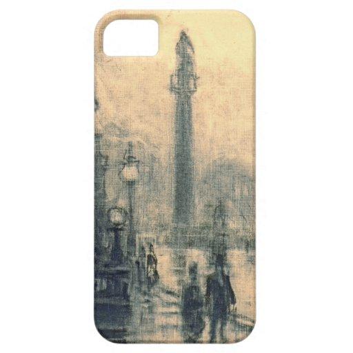 Monumento 1905 de Londres iPhone 5 Fundas