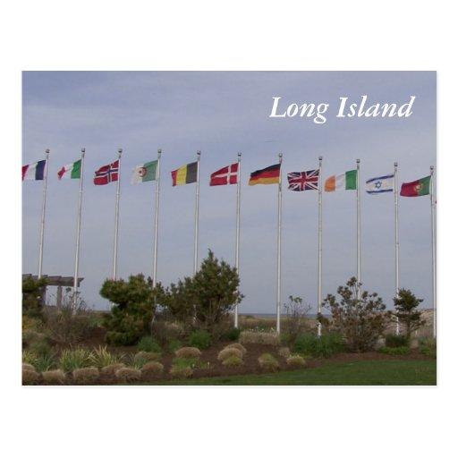Monumento 5 de Long Island Tarjetas Postales