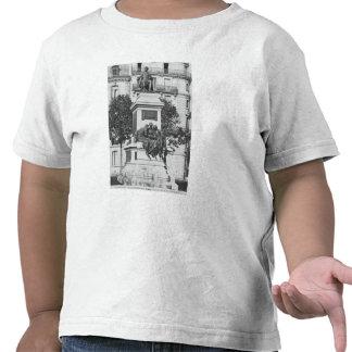 Monumento a Alejandro Dumas Pere, 1883 Camiseta