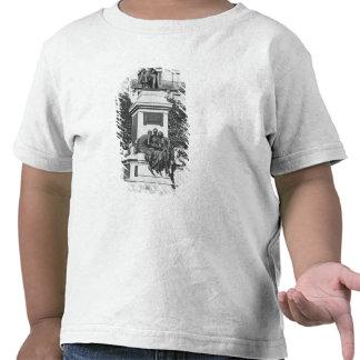 Monumento a Alejandro Dumas Pere, 1883 Camisetas