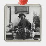 Monumento a Alejandro Dumas Pere, d'Artagnan Ornamentos Para Reyes Magos