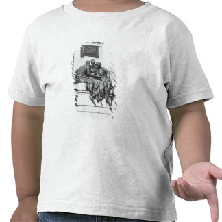 Monumento a Alejandro Dumas Pere Camisetas
