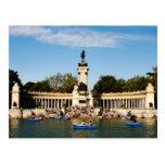 Monumento a Alfonso XII Tarjetas Postales