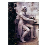Monumento a Federico Chopin Tarjetas