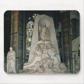 Monumento a Guillermo Pitt la anciano Alfombrillas De Ratón
