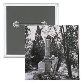 Monumento a Wolfgang Amadeus Mozart Pin