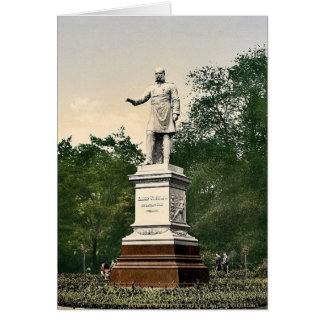 Monumento al emperador Guillermo I., Wiesbaden, He Felicitacion