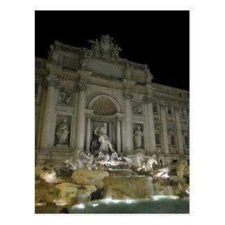 Monumento arquitectónico de Roma Tarjeta Postal