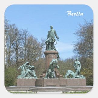 Monumento de Bismarck en Berlín