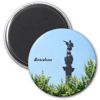 Monumento de Columbus, Barcelona Imanes