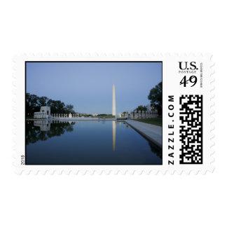 Monumento de George Washington; 15 de octubre 2006 Sellos