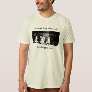 Monumento de guerra de Vietnam - camiseta Remeras