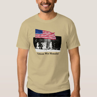 Monumento de guerra de Vietnam Remera