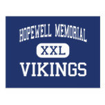 Monumento de Hopewell - Vikingos - joven - Aliquip Tarjetas Postales