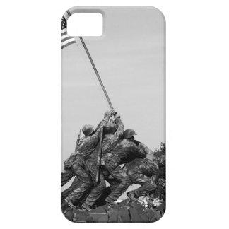 Monumento de Iwo Jima iPhone 5 Carcasas