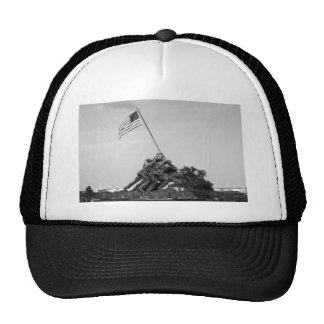 Monumento de Iwo Jima Gorros