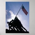 Monumento de Iwo Jima Impresiones