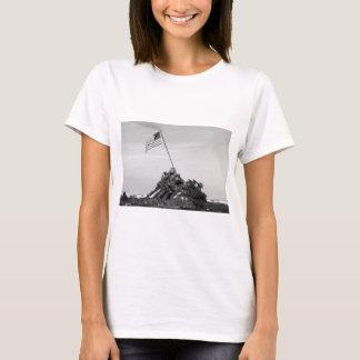 Monumento de Iwo Jima Playera