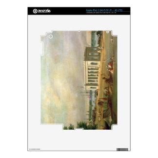 Monumento de James Prinsep, en el río de Hooghli,  iPad 3 Skin